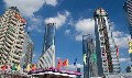 pudong towers